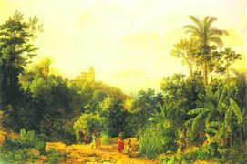 painting colonial brazil