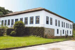 historic fazenda taquara